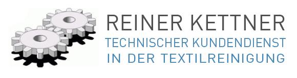 Reiner Kettner | Technischer Kundendienst in der Textilreinigung-Logo